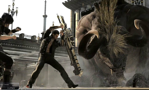 Final Fantasy XV อาจมีข่าวดี ออกพร้อมกันทั่วโลก
