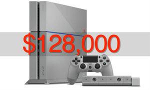 เวอร์มากๆ PlayStation 4 เครื่องนี้ราคาเกือบ 4 ล้านบาท