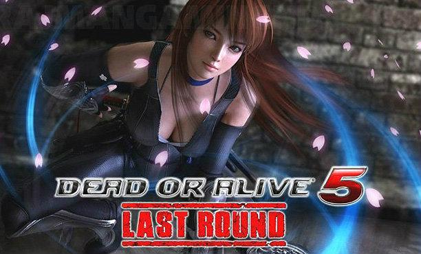 ชาว PC รอไปก่อน Dead or Alive 5: Last Round เลื่อนหนึ่งเดือน