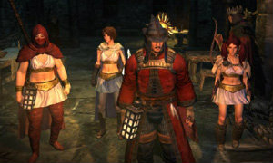 Dragon's Dogma Online ตำนานมังกรออนไลน์จาก Capcom