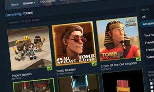 เผยสถิติผู้ใช้ Steam Workshop รับเละรวมแล้ว 50 ล้านเหรียญ