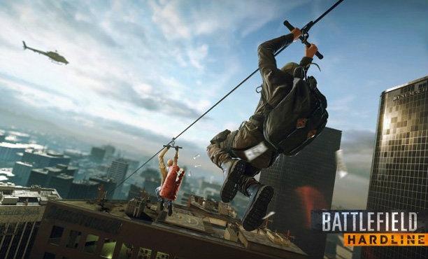 Battlefield Hardline กำหนดทดสอบ OBT แล้ว