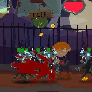 เกมส์ฆ่าซอมบี้ Zombie Blast