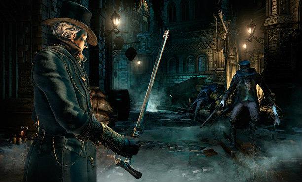 คลิปเล่าเรื่องราวของเกม Bloodborne