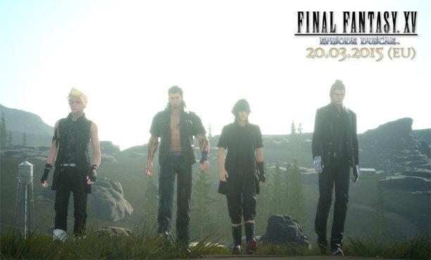 เผยระบบต่อสู้ใน Final Fantasy XV รุ่นเดโม