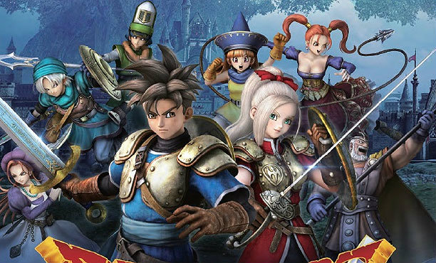 Dragon Quest Heroes ทำอังกฤษแน่ปลายปี 2015
