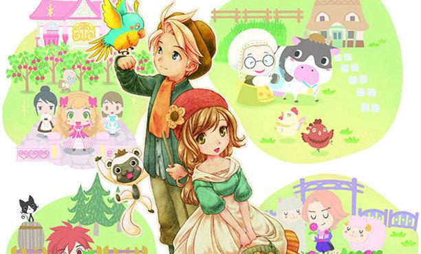 คลิป Trailer ตัวที่สองจาก Story of Seasons