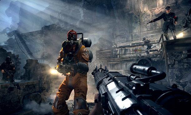 Wolfenstein: The Old Blood ปราบนาซีกันอีกรอบ
