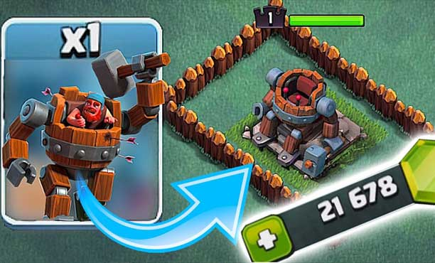 Clash of Clans คลิปตัวอย่างโคตรกองทัพแห่งเมืองกลางคืน Builder Base