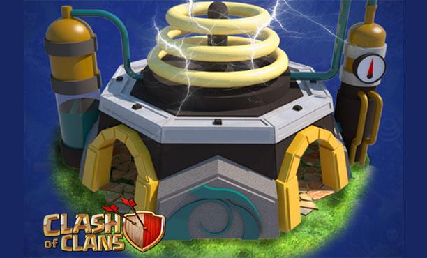 Clash of Clans บอกลาความล้าหลังด้วยโรงงานวิจัย Laboratory