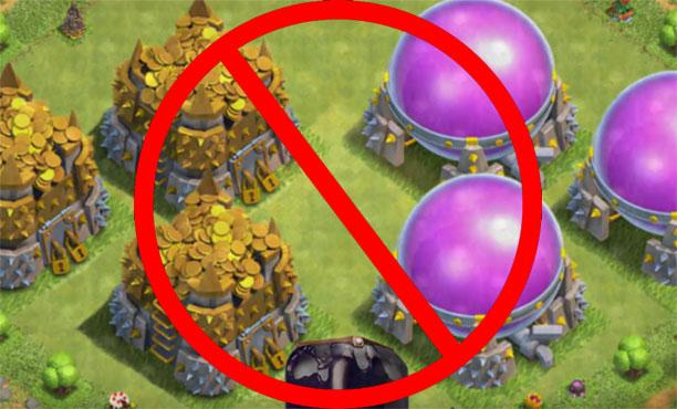 6 ไอเดียบ้านยอดแย่ ไม่เหมาะป้องกันฐาน Clash of Clans