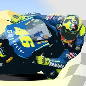 เกมส์รถแข่ง Speed Moto Bike