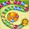 เกมส์ยิงลูกบอล honey Trouble
