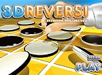 เกมส์กระดาน เกมส์กระดาน เกมส์โอเทลโล่ 3D Reversi