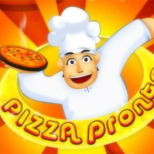เกมส์ทำอาหาร Pizza Pronto