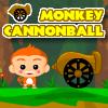 เกมส์ยิงลูกบอล Monkey Cannonball