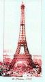 หอไอเฟล สัญลักษณ์สำคัญของกรุงปารีส
