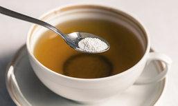 """5 อันตรายที่คาดไม่ถึงจาก """"น้ำตาลเทียม"""""""