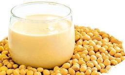 นมถั่วเหลือง : ซูปเปอร์ฟู้ดชั้นดี