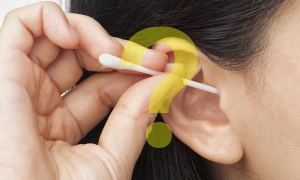 """จริงหรือไม่? """"คอตตอนบัด"""" ห้ามใช้เช็ดหู?"""