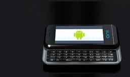 มือถือ Android ใหม่: Motorola Calgary และ GeeksPhone One