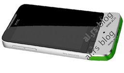 HTC Legend ตัวจริงอวดโฉมแล้ว