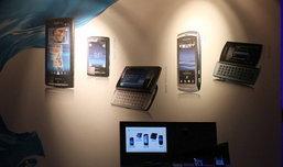 Sony เปิดตัวแอนดรอยด์โฟนถึง 2 รุ่น