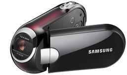 """กล้องวีดีโอ """"ซัมซุง C10"""" คริสตัลดีไซน์"""