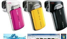 กล้องวิดิโอใต้น้ำฟูลไฮเดฟตัวแรกของโลก