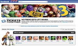ดิสนีย์ขายตั๋วหนังผ่านแอพฯบนเฟซบุ๊ค