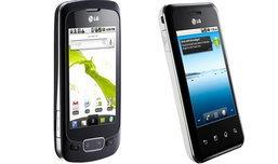 LG เปิดตัวโทรศัพท์ Android 2.2