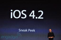 Apple ปล่อย iOS 4.2 beta 2 พร้อม iTunes 10.1 beta ให้นักพัฒนาแอพได้ใช้งานแล้ว!