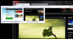 Opera 11 Build 1156
