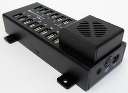 PowerPad 16 USB Station อุปกรณ์ชาร์จไฟให้กับ iPhone, iPad