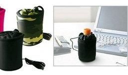 Usb beverage chuller bag สำหรับคนขี้ร้อน