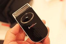 ทดสอบ Bluetooth Car kit แบบ โซล่าเซลล์