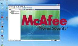 ด่วน!!! อัพเดต McAfee ป่วนพีซี Win XP