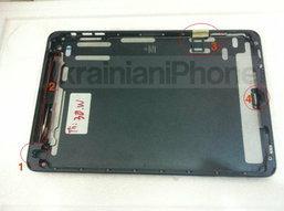 หลุด!! ฝาหลัง iPad Mini พร้อมถาดใส่ Nano-SIM