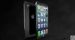 ภาพคอนเซปต์ ไอโฟนรุ่นใหม่ (iPhone 6)