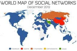 """Facebook กำลังจะ""""ครองโลก""""ได้แล้ว?"""