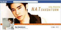 """""""ณัฐ ศักดาทร"""" คนไทยคนแรกที่ได้เล่น Facebook"""