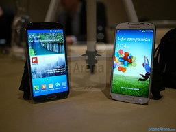 ข้อมูลเปรียบเทียบสเปค Samsung Galaxy S4 ชน สมาร์ทโฟนตัวท๊อป 5 รุ่นเด่น