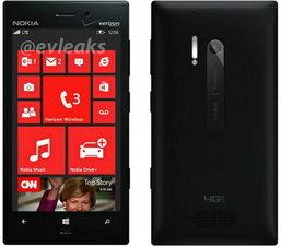 ภาพแรก ! Lumia 928 พร้อมสเปค