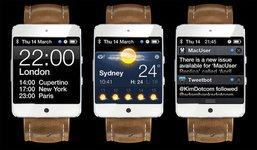 Apple ทยอยจดชื่อ iWatch เพิ่มเติมในอีกหลายประเทศทั่วโลก