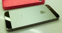 รีวิว iPhone 5s