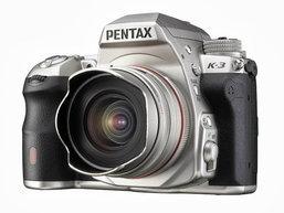 เปิดตัว Pentax K-3 กล้องรุ่นเรือธงตัวใหม่ คุมกล้องไร้สายผ่านเว็บเบราว์เซอร์
