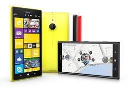 เปิดตัว Nokia Lumia 1520 แฟบเล็ต ตัวแรกของโนเกีย