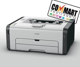 Ricoh Aficio SP201N : พรินเตอร์ถูกๆ สุดซี๊ดด !! ที่คุ้มค่าทั้งขนาด ความทนทาน และออปชั่นเพื่อการพิมพ์