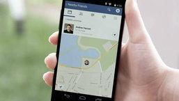 Facebook เพิ่มฟีเจอร์ใหม่ Nearby Friends แจ้งเตือนเมื่อเพื่อนอยู่ใกล้
