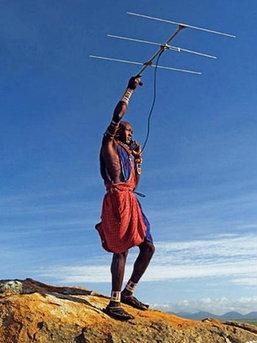 รวมภาพชาว Africa ที่หาดูได้ไม่ยาก
